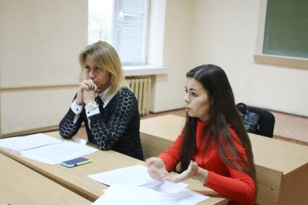 "Attorneys of the ""Ty i Pravo"" company prelected for students"